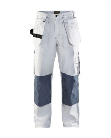 Blaklader 1531 Painter's Trousers (White)